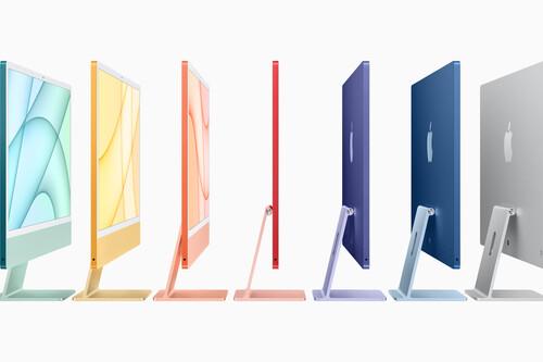 Nuevo iMac 2021: nuevo diseño, procesador M1, pantalla de 24 pulgadas, colores y más novedades