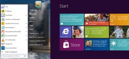 "Microsoft defiende el reemplazo del Menú Inicio por la ""Start Screen"" de Windows 8"