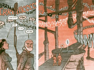 'Yuna', de Santiago García y Juaco Vizuete: la destrucción y el amor
