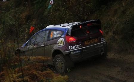 Rally de Gales 2013: M-Sport despierta y arrasa en la Power Stage
