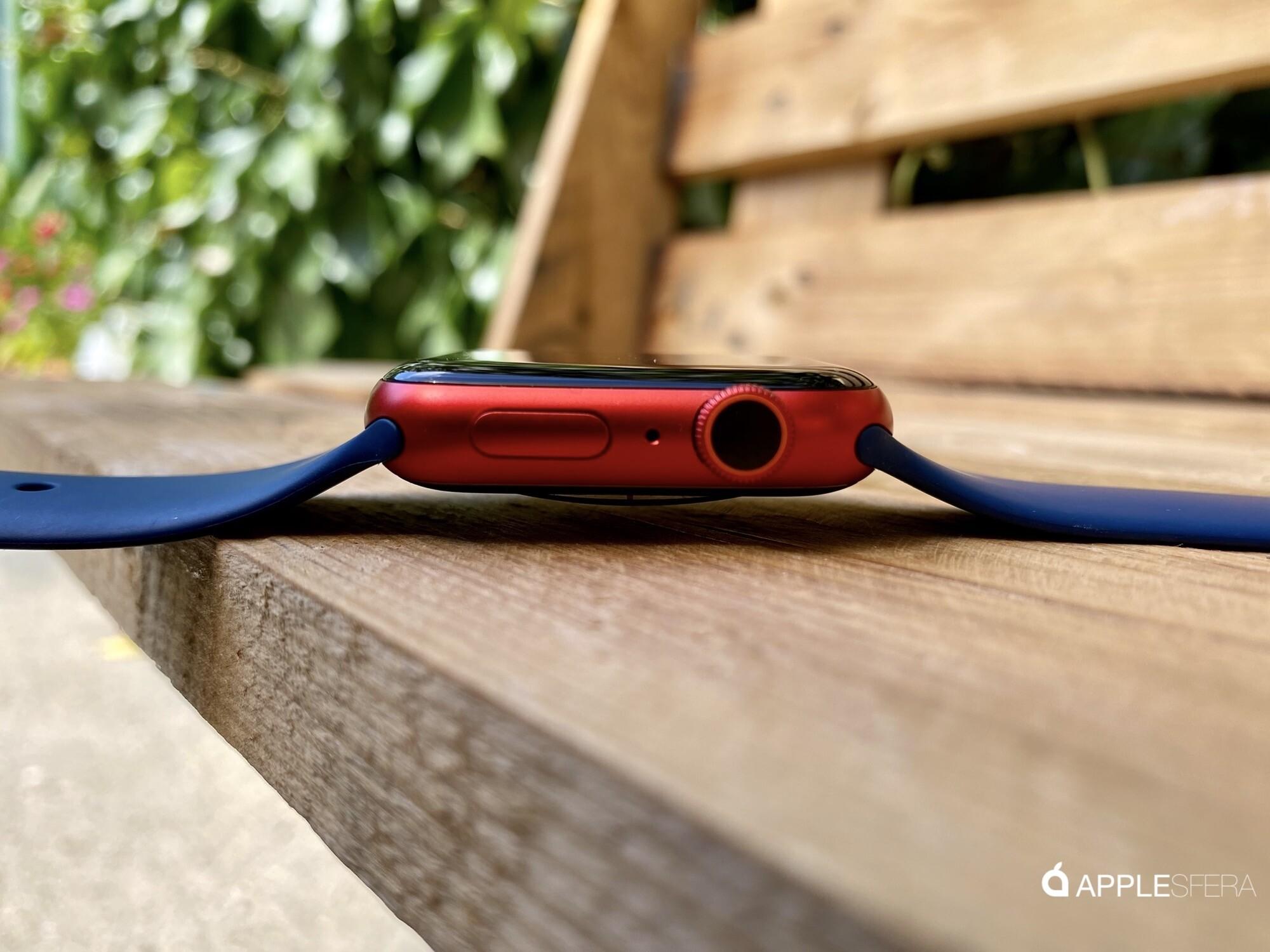 Foto de Apple Watch Series 6 PRODUCT(RED) (14/26)
