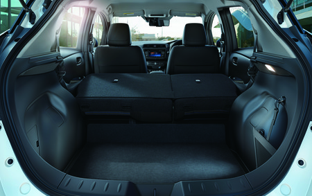 Nissan Leaf 2018 41
