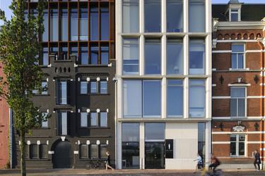 Apartamentos de diseño para escapadas en Amsterdam... ¡Dan ganas de quedarse a vivir!