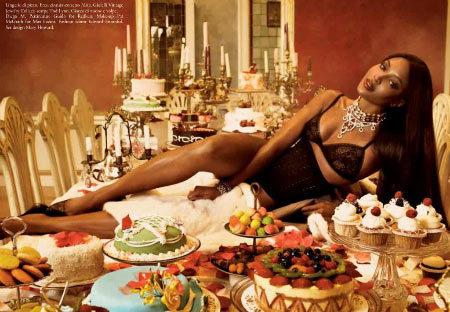 Foto de Naomi Campbell en Vogue Italia (1/5)