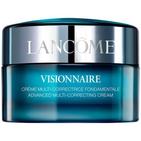 Probamos Lancôme Visionnaire crema correctiva, un tres en uno para pieles maduras