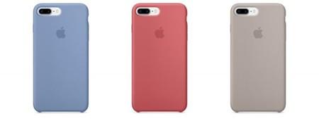 carcasas silicona iphone