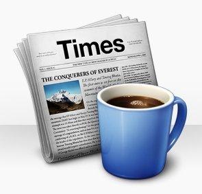 Icono Times Mac OS X