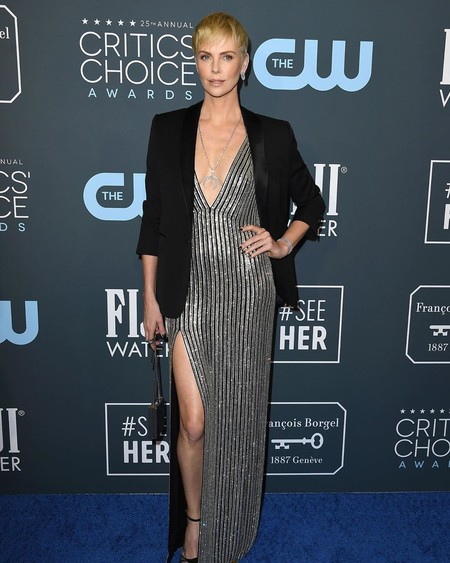 Charlize Theron  Critics Choice Awards 2020