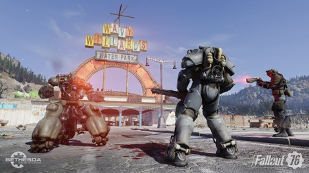 Fallout 76 se actualiza a lo grande con la llegada del modo Supervivencia. Estas son todas sus novedades