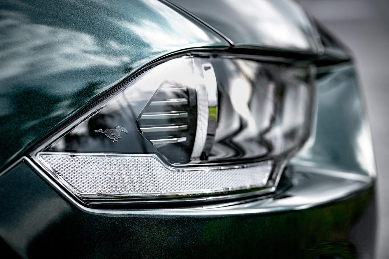 Foto de Ford Mustang Bullitt (prueba) (41/45)