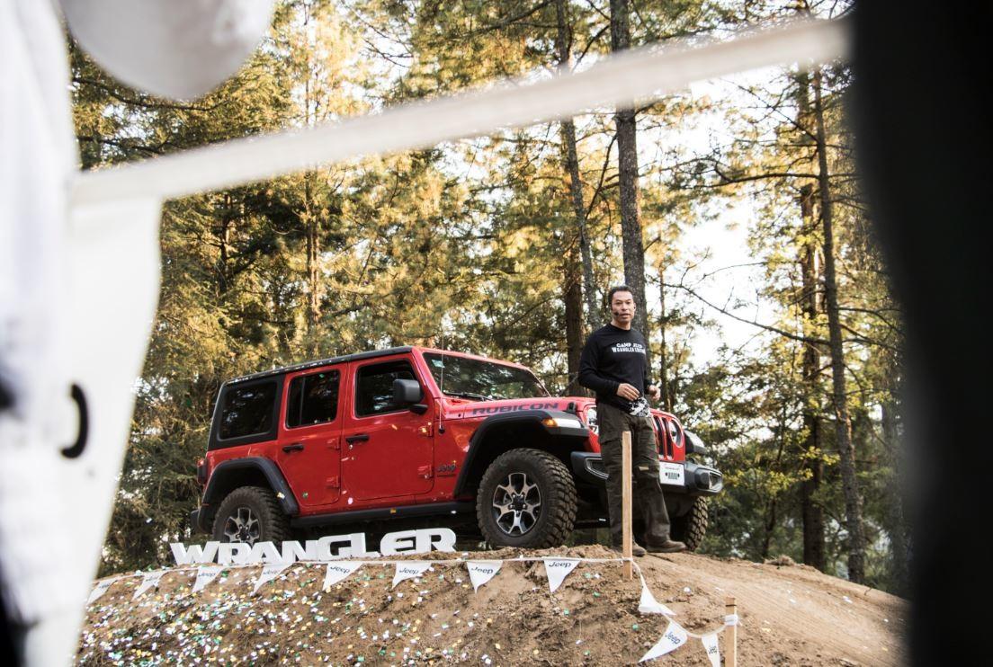 Foto de Camp Jeep Wrangler Edition 2018 (5/6)