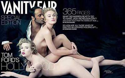 Scarlett Johansson y Keira Knightley desnudas para Vanity Fair