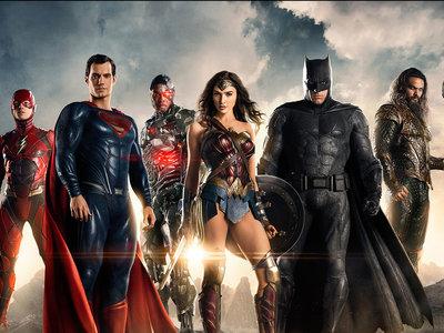 Wonder Woman, Batman y Flash también van por ahí Cazando Gangas