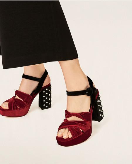 13 zapatos de rebajas de Zara que son amor a primera vista