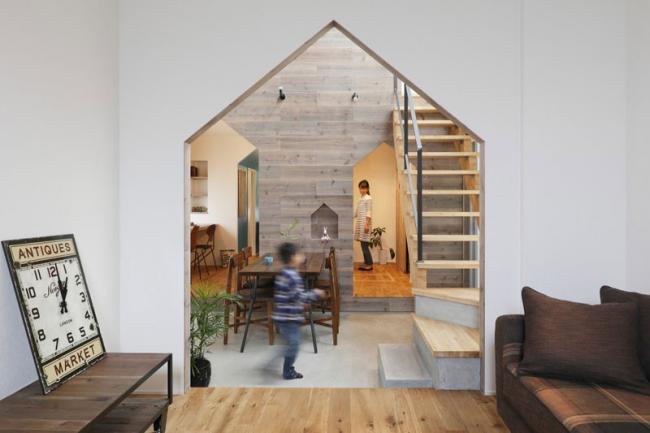 Descubre como es una casa t pica japonesa contempor nea for Casa clasica japonesa