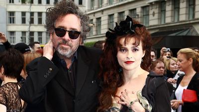 El BFI London Film Festival homenajea a Tim Burton y Helena Bonham Carter y premia a Jacques Audiard