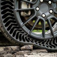 Michelin y General Motors venderán neumáticos sin aire y sin riesgo de pinchazos a partir de 2024