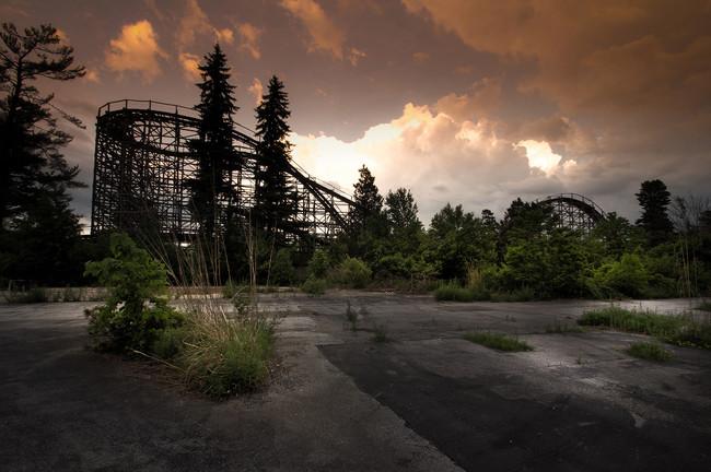 Abandonded Theme Park Seph Lawless 1
