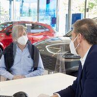 Las ventas de coches respiran en mayo, aunque se espera un 2021 por debajo del millón de unidades