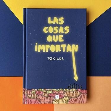 Trendencias adelanta varias viñetas del nuevo libro de 72kilos, 'Las cosas que importan' (cada una más preciosa que la anterior)