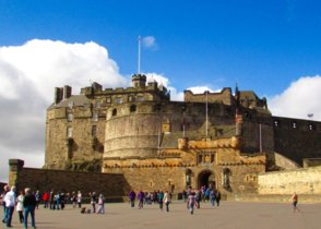 23 curiosidades y leyendas del castillo de Edimburgo