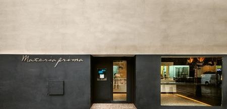 Restaurante Materia Prima en Madrid
