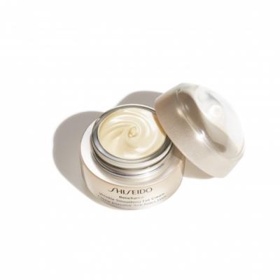 Benefiance Wrinkle Smoothing Eye Cream - Tratamiento