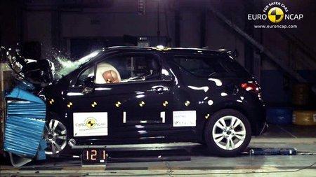 Citroën DS3 EuroNCAP