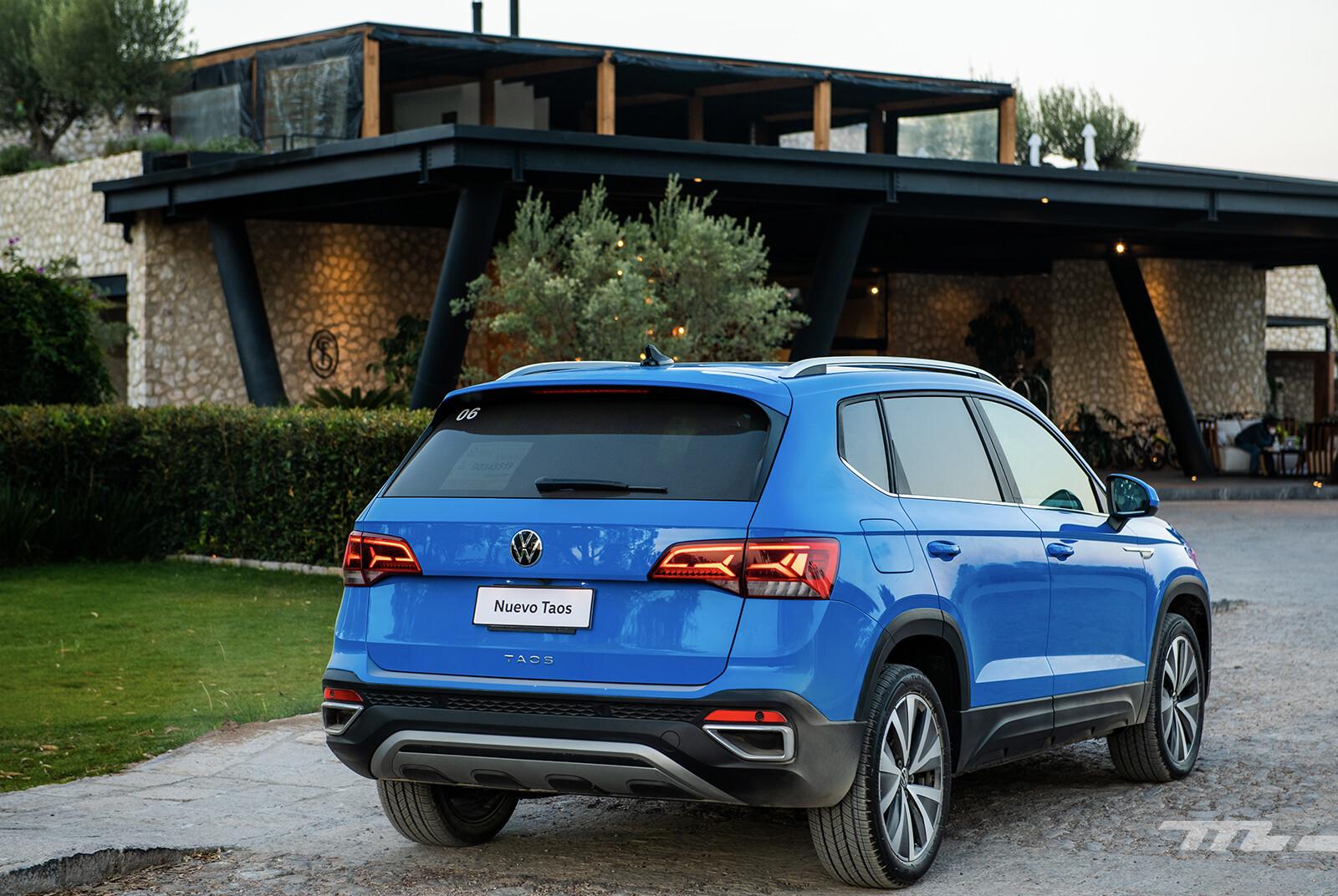 Foto de Volkswagen Taos (lanzamiento en México) (13/30)