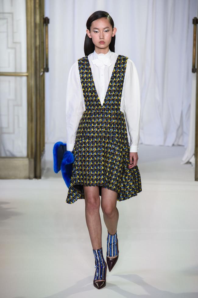... delpozo semana moda londres desfile london fashion week 8e4d649e737