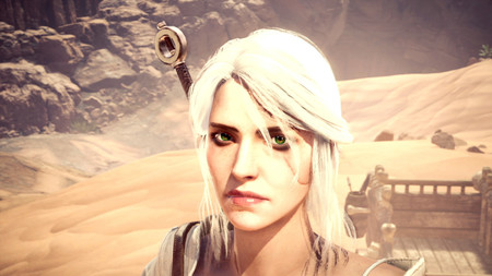 Monster Hunter World - Ciri