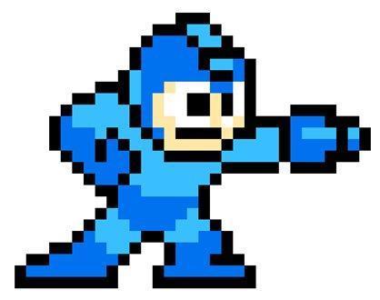 Imagen de la semana: el futuro de Mega Man