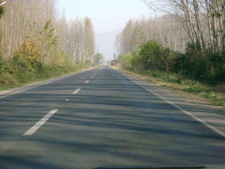 Carretera doble sentido