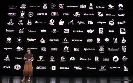 Estudios que actualmente tienen títulos en Apple Arcade o los están preparando