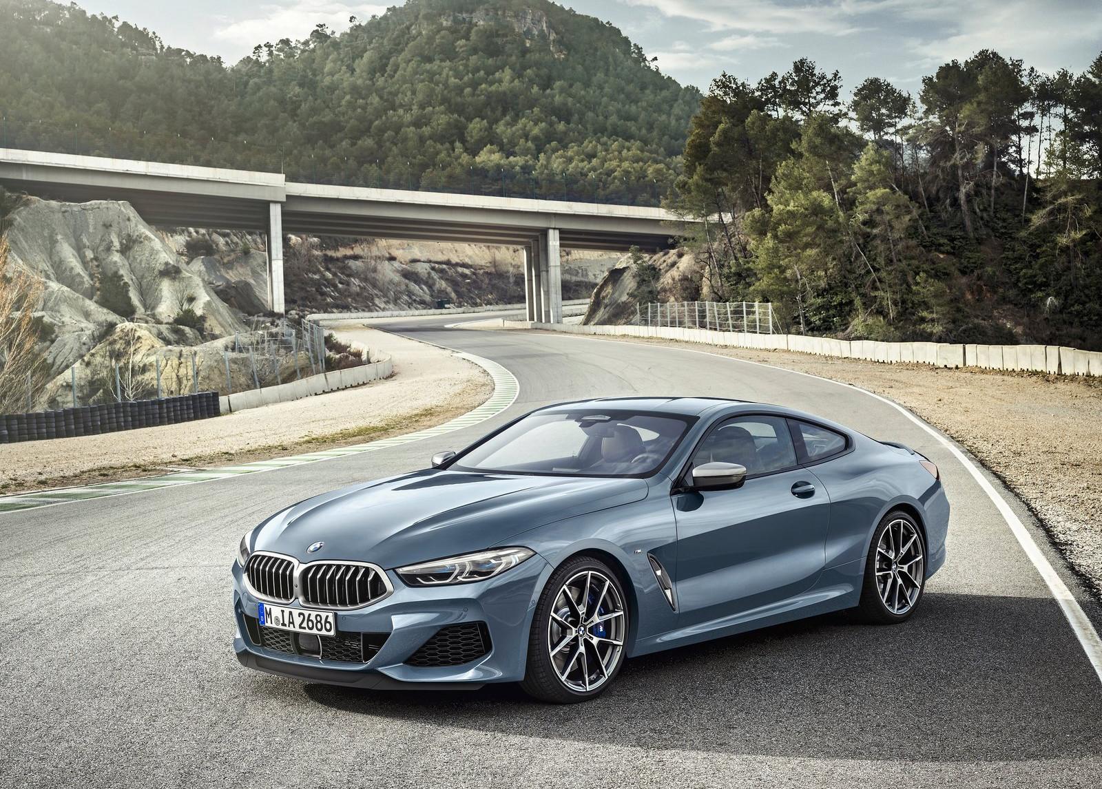 Foto de BMW Serie 8 (4/57)