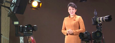The story of photography told by North Korean television in a very bizarre video