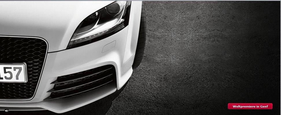 Foto de Audi TT RS, fotos oficiales (1/15)