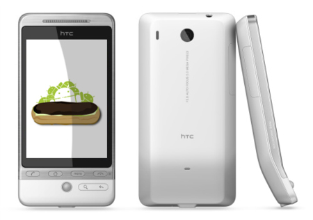 HTC confirma que está preparando la actualización a Android 2.0 de Hero