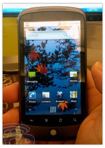 Nexus One, el 5 de enero con dos posibles opciones: libre y contrato con T-Mobile