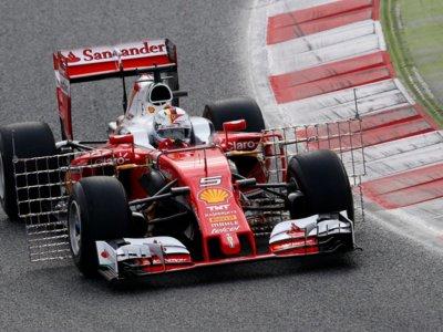 Día 1 de Test para la Fórmula 1, una sesión casi predecible