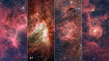 E2 Pia24577 Four Nebulas 16