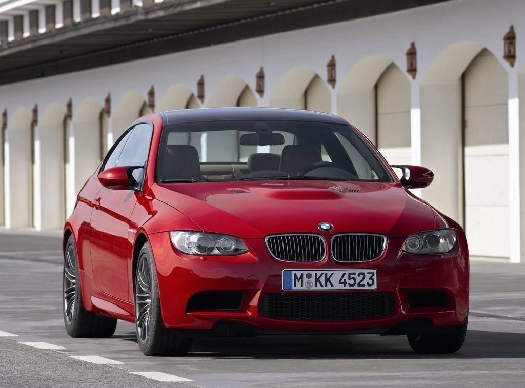 Foto de BMW M3 Coupé (19/38)