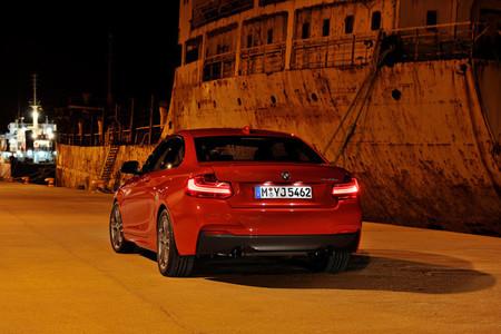 BMW Serie 2 Coupé - vista posterior
