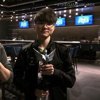 Faker, Cloud9 y Overwatch son los ganadores en los The Game Awards