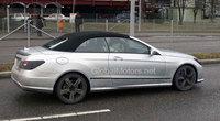 Mercedes-Benz Clase E Cabrio, nuevas fotos espía