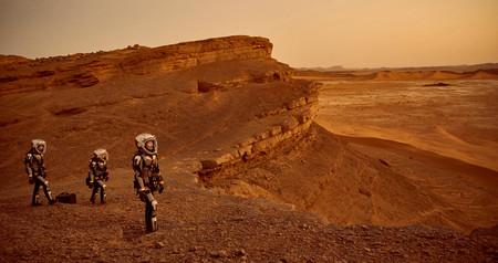 Llegar a Marte e imprimirnos nuestra casa: unos ingenieros imprimen en 3D con una tierra similar a la marciana