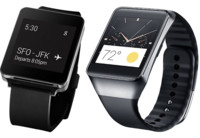 LG G Watch y Samsung Gear Live, los dos primeros Android Wear disponibles hoy