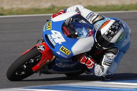 MotoGP España 2010: Pol Espargaró de diploma en Jerez