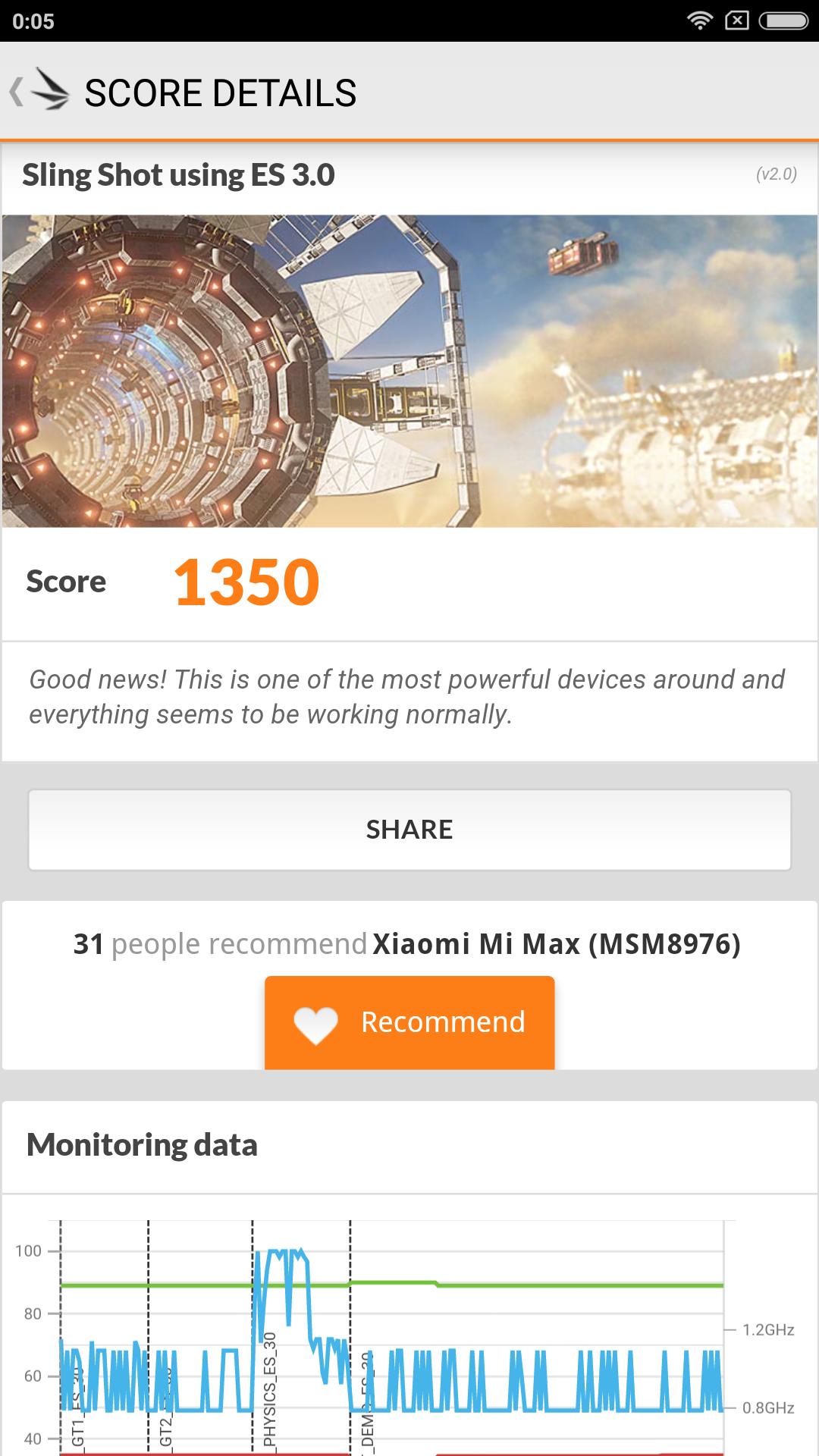 Foto de Xiaomi Mi Max, benchmarks (26/34)