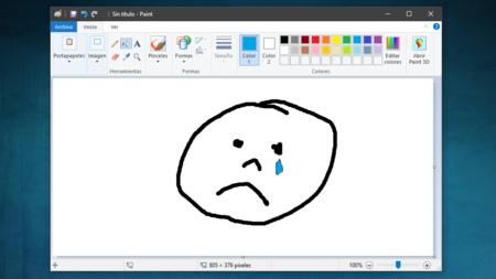Microsoft no se decide a matar a Paint, pero pasará a ser una característica opcional de Windows 10 junto al viejo WordPad